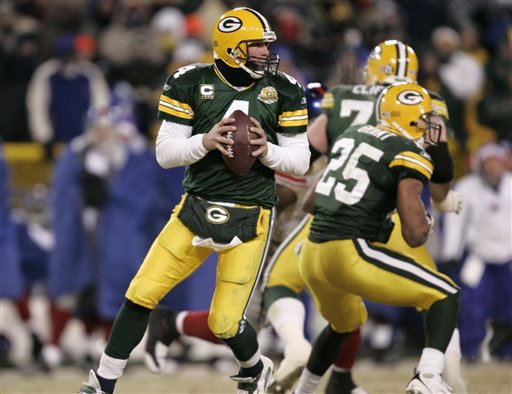 Top 10: Does Favre or Starr have more Packer Power?