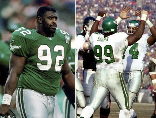 Reggie White and Jerome Brown: First Look