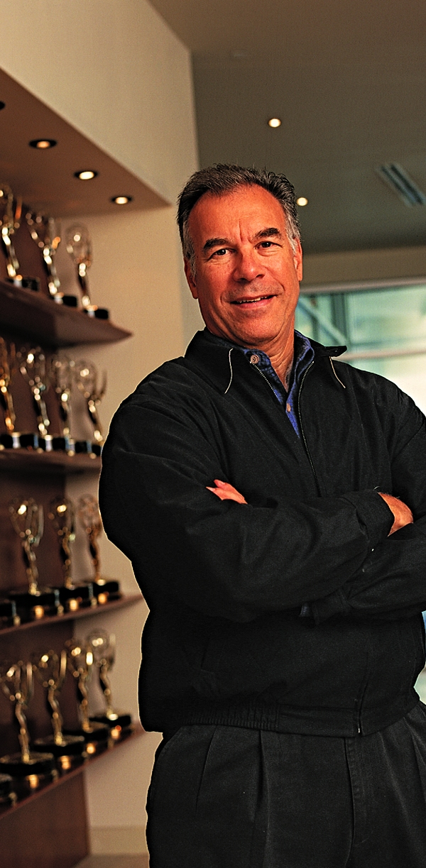 "Steve Sabol on ""America's Game"""