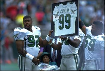 Reggie White and Jerome Brown:  More Than a Homegrown Tale