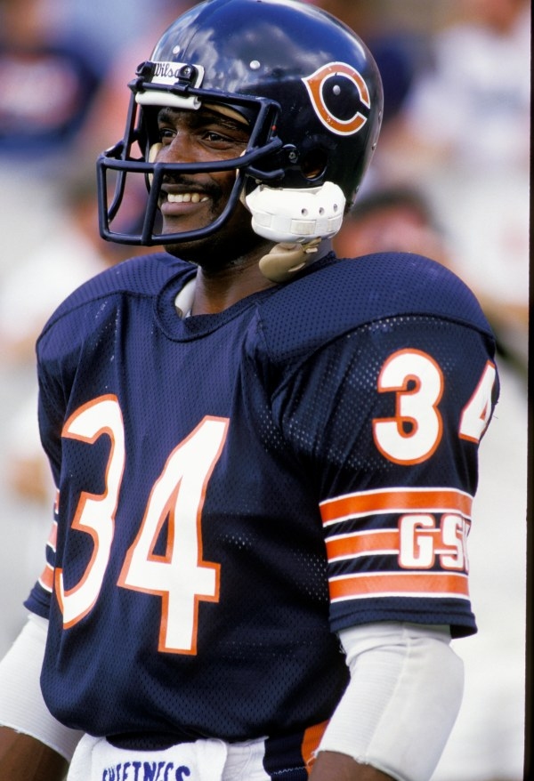 Walter Payton: First Sneak Peek