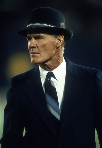 Tom Landry: A Look Back