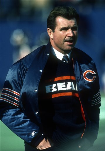 Mike Ditka: FirstLook