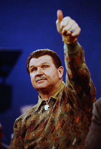 Mike Ditka: Producer's Notes