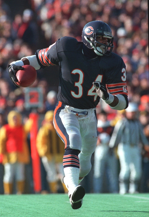 Walter Payton: First Look