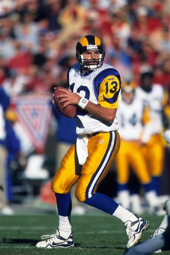 Kurt Warner: A Look Back