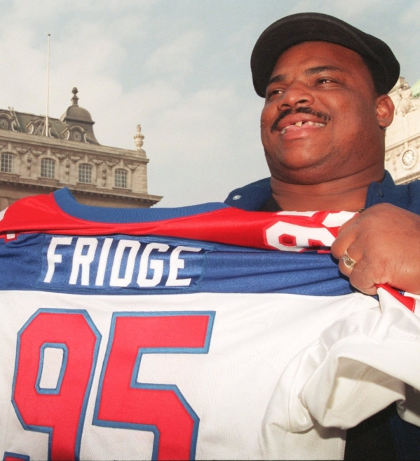The NFL in London, 1986