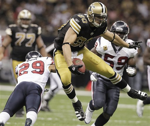 Numbers Game: Jimmy Graham Flirting with History