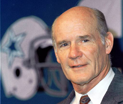 Tom Landry: A Sneak Peek