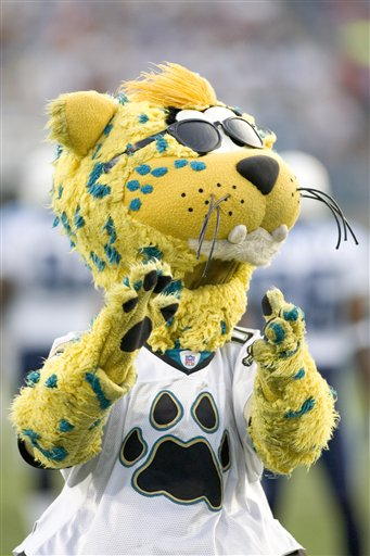 Short Take: Mascot Football