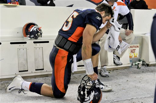 Tebow or Lord Hoodie: Who do YOU believein?
