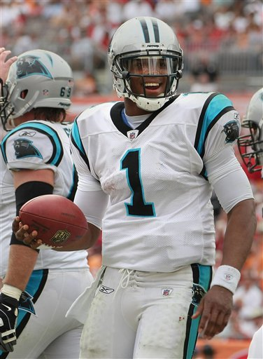 Films Encore: Cam Newton's Rushing Record