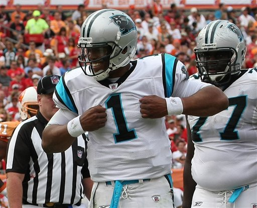 Looking Ahead: Falcons –Panthers