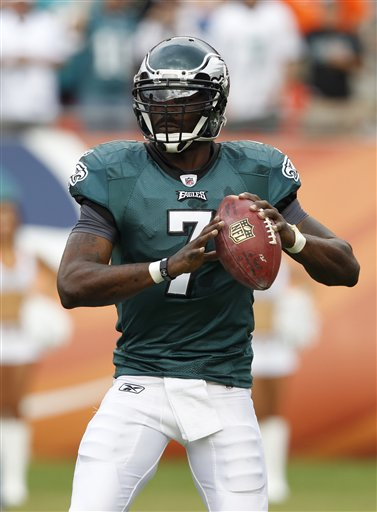 Cosell's Watching: Vick Struggled, Miami D all about Pressure