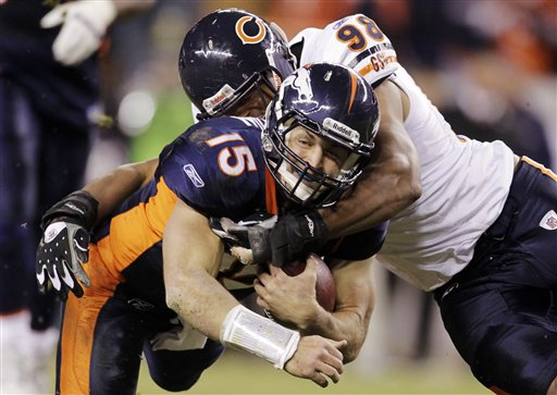 Cosell's Watching: Broncos Offense vs. Bears Defense