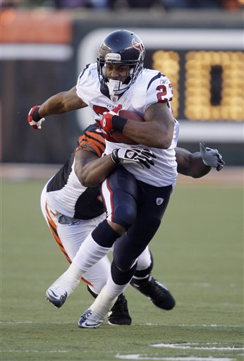 Cosell's Watching: Texans Offense vs. BengalsDefense