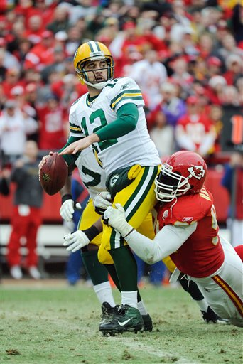 Cosell's Watching: Once Again, Rodgers Not Sharp