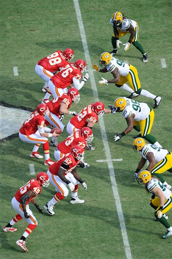 Cosell's Watching: Alarming Performance by PackersDefense