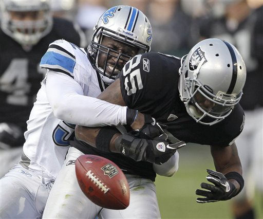 Cosell's Watching: Without a Pass Rush, Lions DefenseStruggles