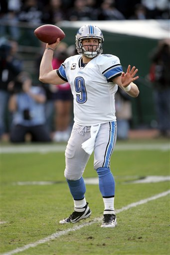 Cosell's Watching: Erratic Stafford Poised at theEnd