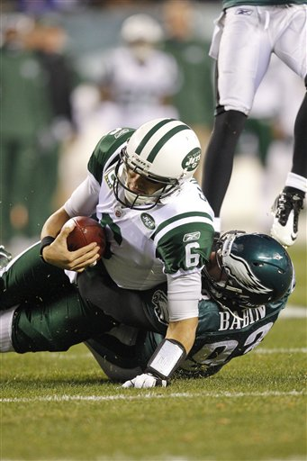 Cosell's Watching: Eagles Defense Improving & Jets Pass Game Woes