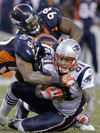 "Cosell's Watching: Too many Pats prove too much for ""Multiple"" Broncos"