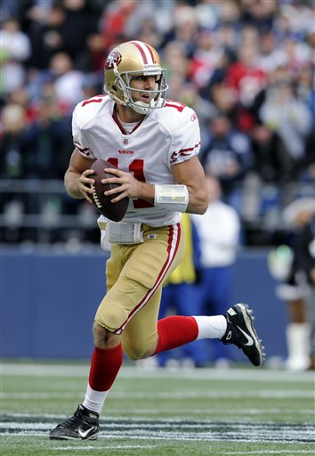 Cosell's Watching: 49ers Must Keep it Simple for Alex Smith