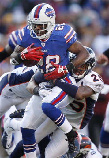 Cosell's Watching: Scheme + Spiller Keyed Bills Offense