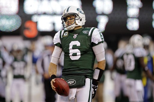 Cosell Talks: You're Seeing the Real Mark Sanchez