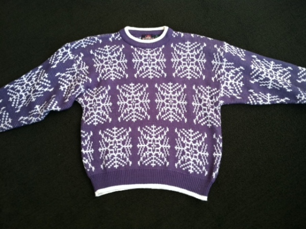 Kevin's 12 Business Days of ChristmasSweaters