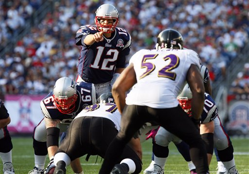 Looking Ahead: Ravens – Patriots