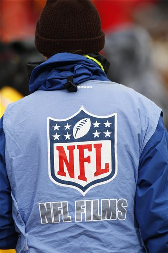 So You Want to be an NFL FilmsCameraman?