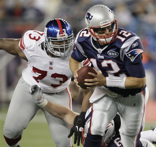 Cosell Talks: A Look Back at Week 9 Giants/Pats
