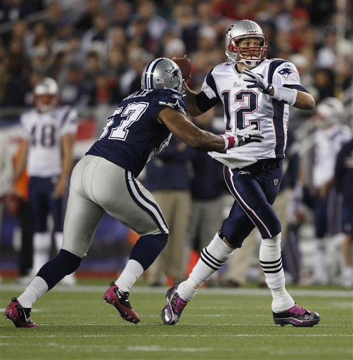 Looking Back at Great Games from 2011: Patriots vs Cowboys