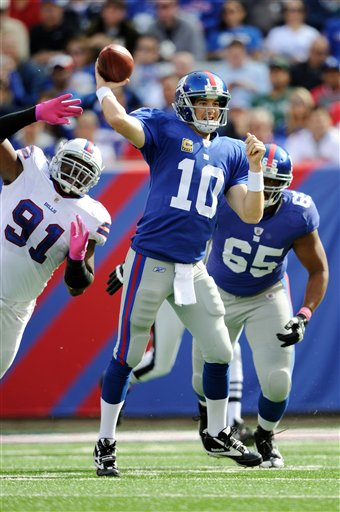 Looking Back to Great Games of 2011: Giants vs Bills