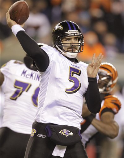 Cosell's Watching: Ravens O Conservative in SeasonFinale