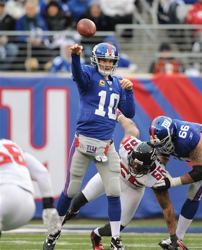 Cosell's Watching the Wild Cards: Manning Made Giants Offense Go