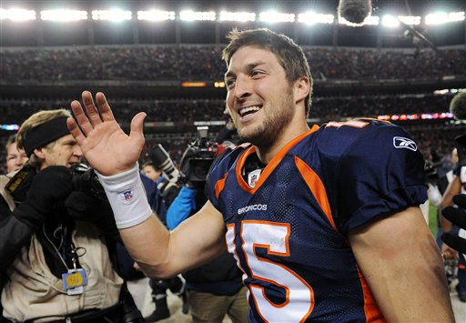 Top 100: Should Tim Tebow Make theList?
