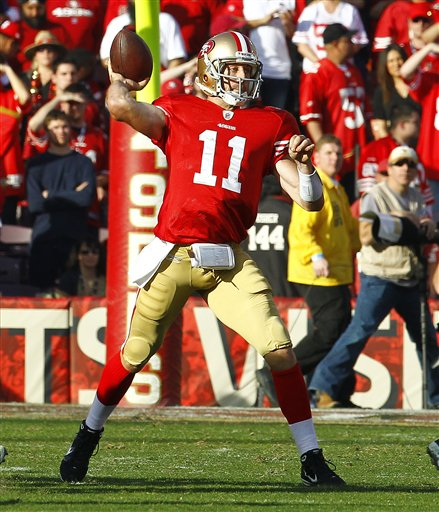 Cosell Talks: Alex Smith