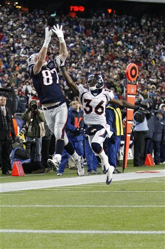 Cosell's Watching the Divisionals: Pats New Chess Piece CheckmatedDenver