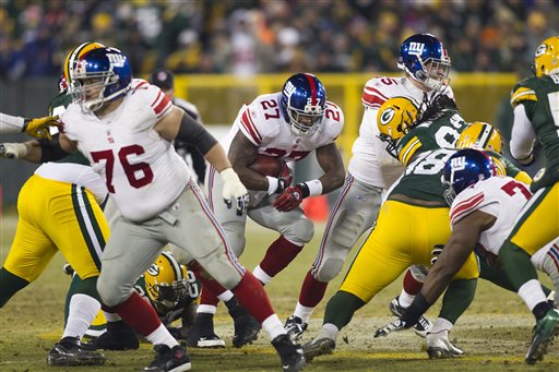 Cosell's Watching the Divisionals: Packers Pass Rush Tiny in Giants Loss