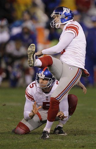 Films Encore: Lawrence Tynes' Game-Winner
