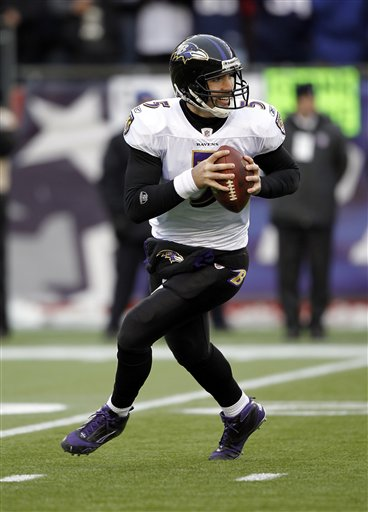 Cosell's Watching the Championships: Flacco Deserved toWin