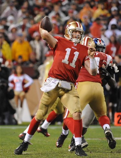 Cosell Talks: For Alex Smith, What a Difference a WeekMade