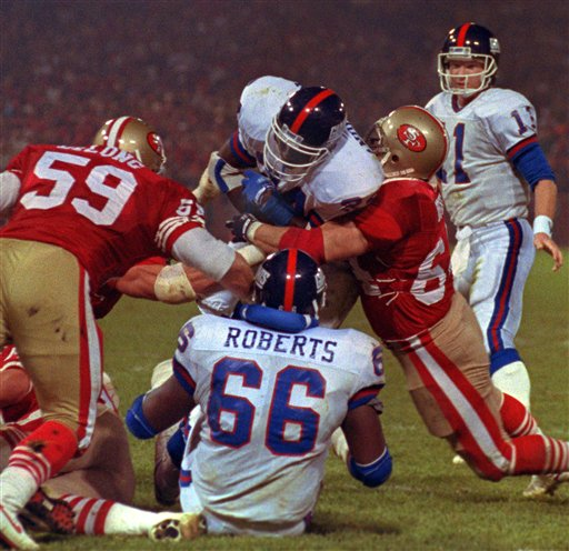 Looking Ahead: Giants – 49ers