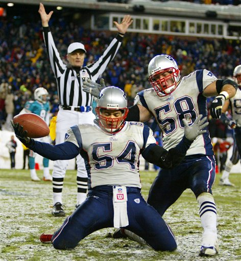 Films Encore: 2003 Patriots Catch Fire