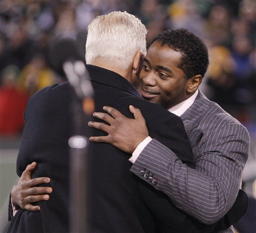 Films Encore:  Curtis Martin and Bill Parcells