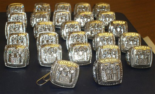 Films Encore: 2007 Giants Ring Ceremony