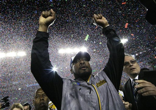 This Day in Football: Steelers' SuperSix