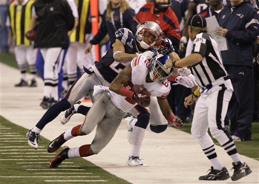 Super Bowl Anatomy:  Manning to Manningham